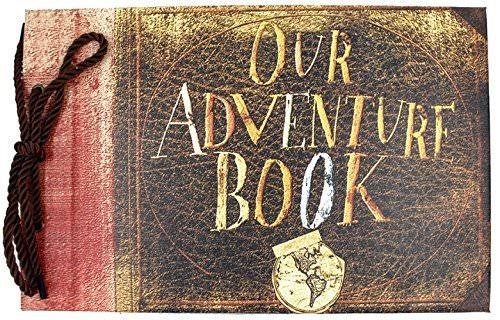 Our/My Adventure Photo Album