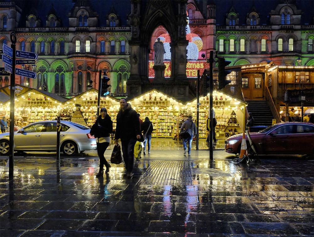 Manchester Christmas Markets