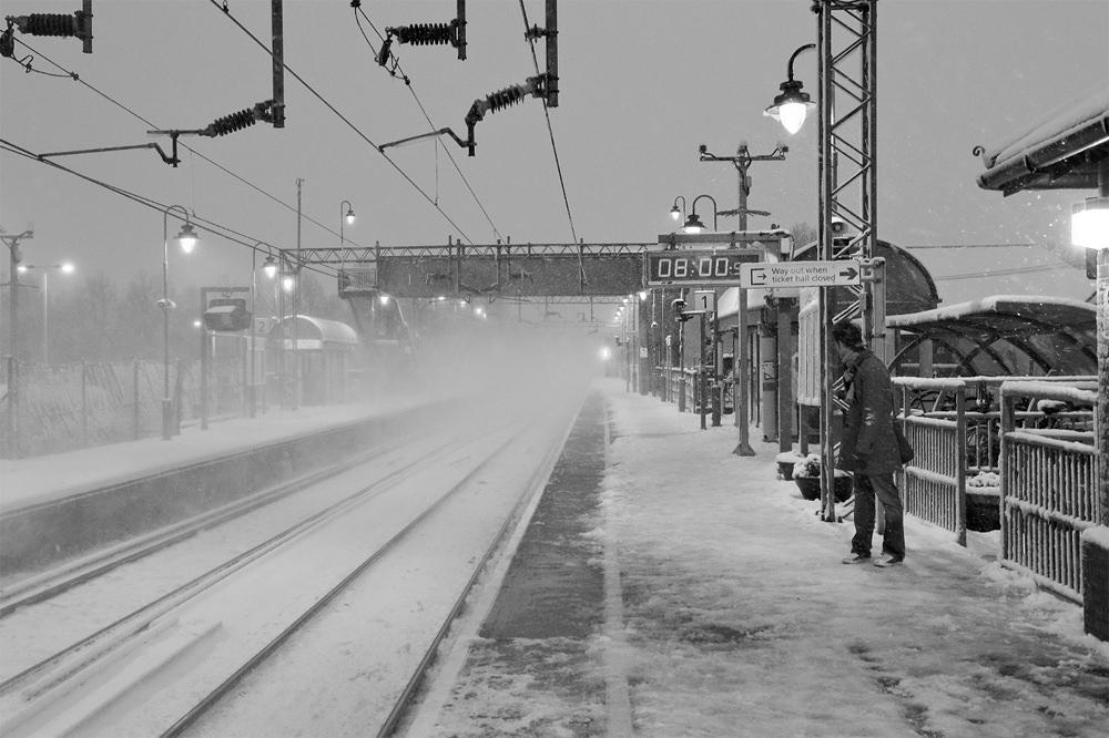 Next Train's Gone