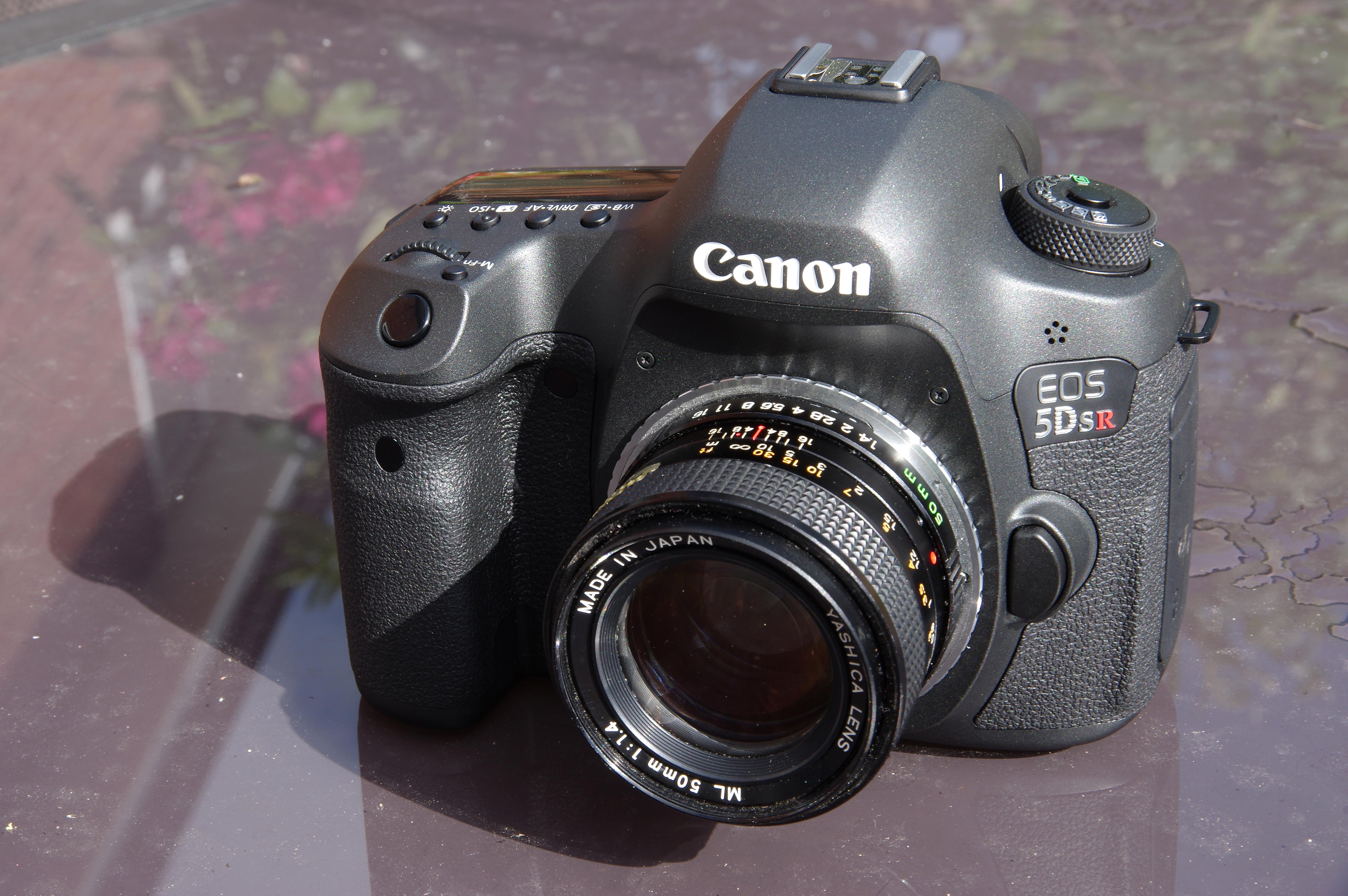 Yashica ML 50mm f/1 4 Classic Lens Review | ePHOTOzine