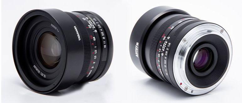 Yasuhara Anthy 35mm lens