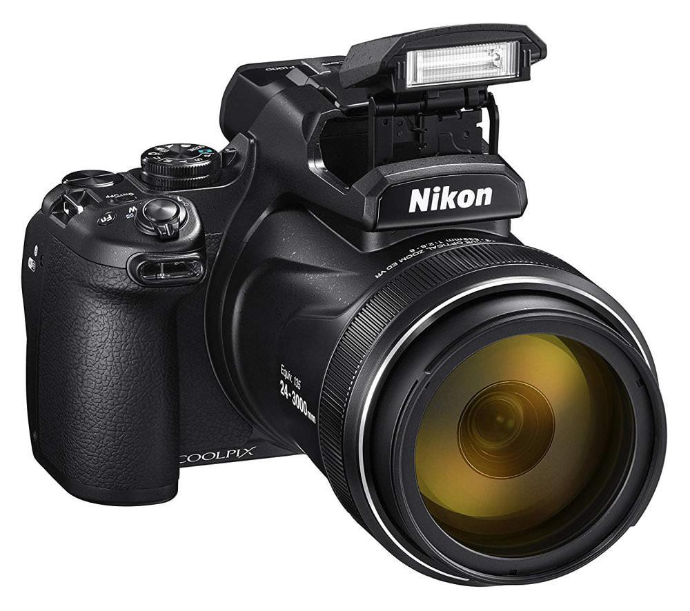 Nikon Coolpix 1000 Angle
