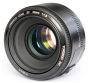 Thumbnail : Yongnuo 50mm Canon EF Lenses