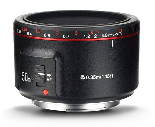 50mm f/1.8 II