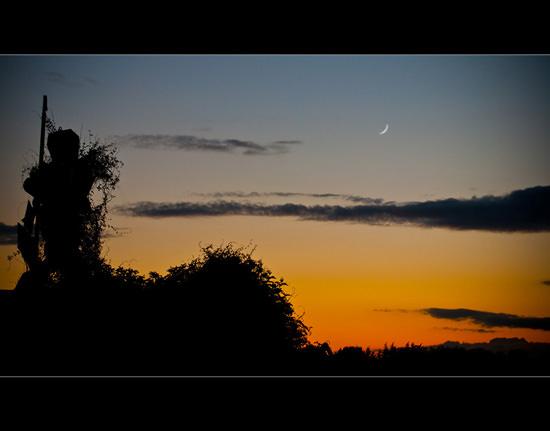 Twilight shot by Jon Mcgovern