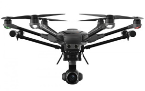 Yuneec Launch Typhoon H Plus Drone