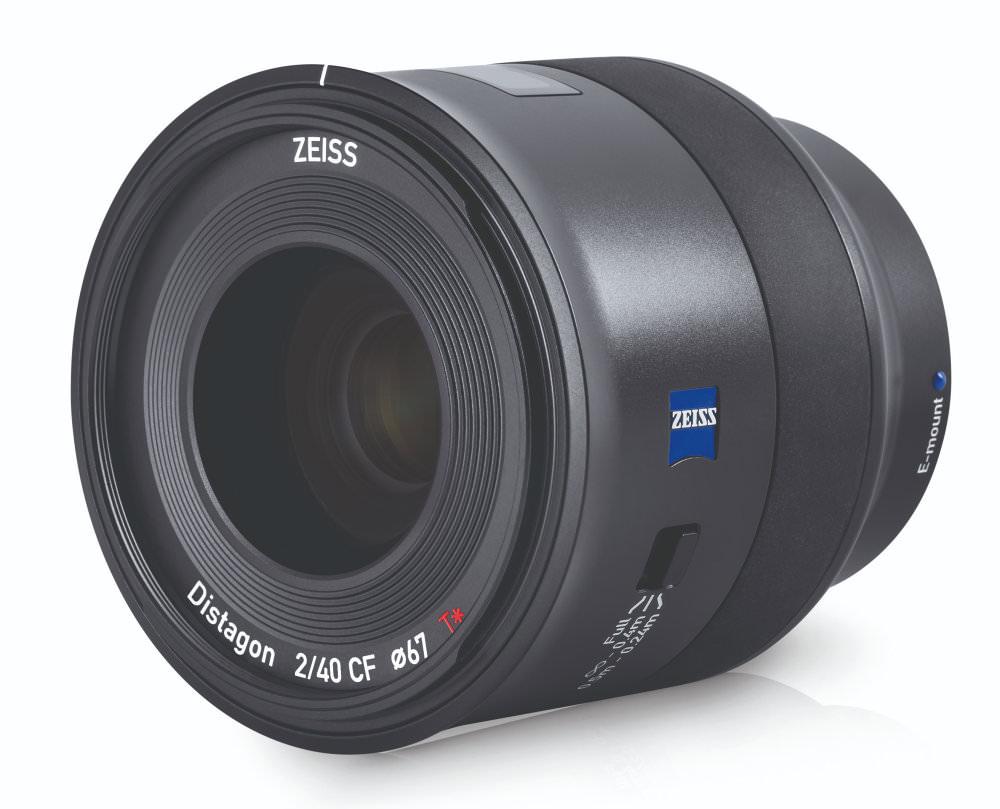 Batis 40mm f/2.0 CF