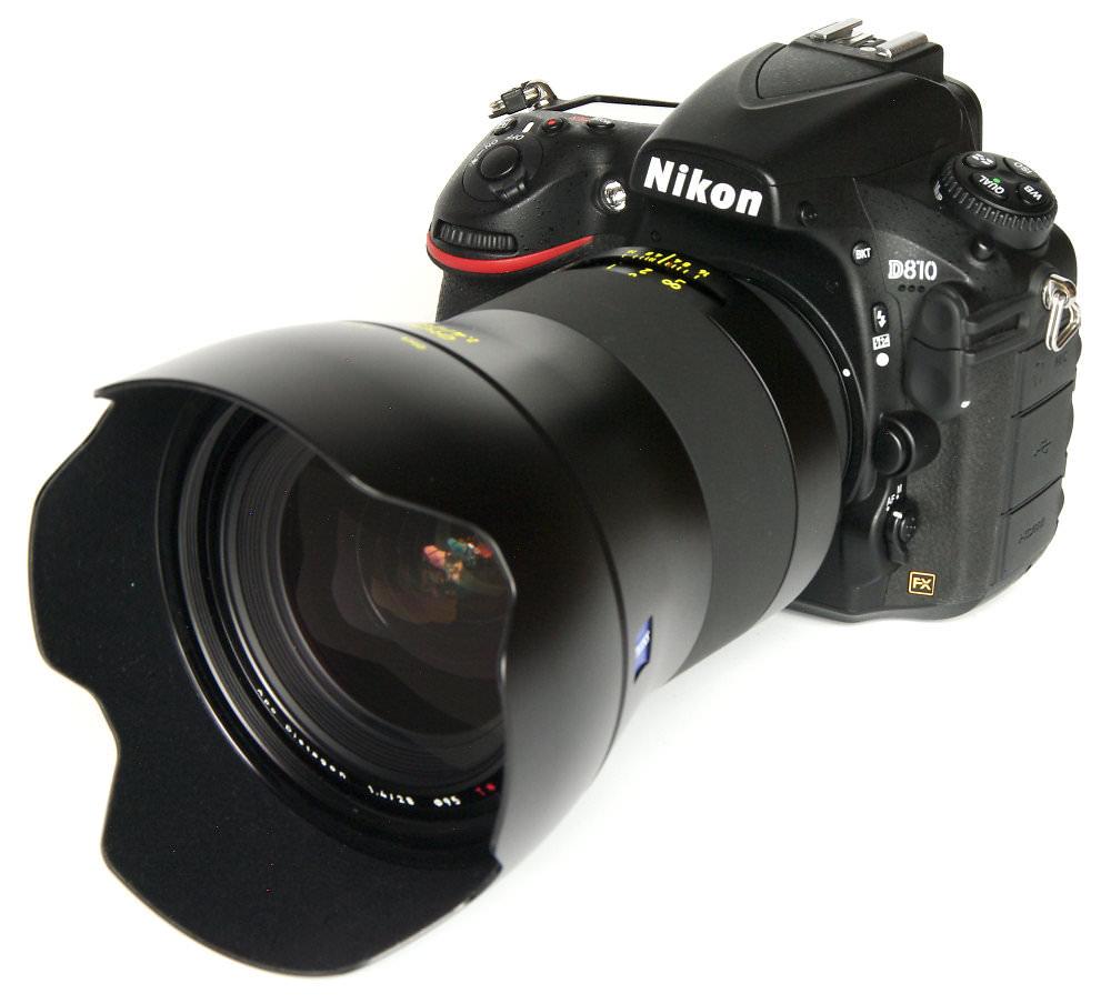 Zeiss Otus 28mm F1,4 On Nikon D810