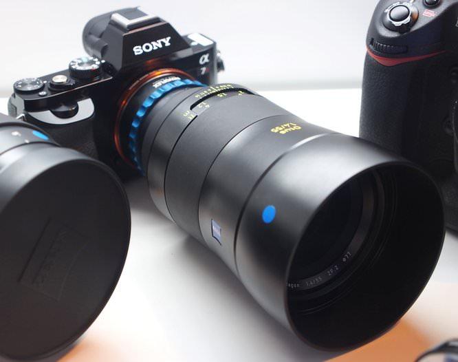 Zeiss OTUS 55mm Lens (2) (Custom)