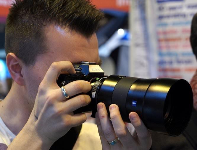Zeiss OTUS 55mm F1 4 Lens (2) (Custom)