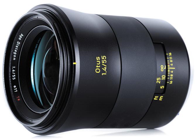 Zeiss Otus Apo Distagon 55mm F1 4 5