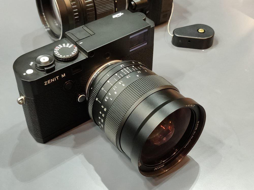 Zenit M Digital Rangefinder (1)