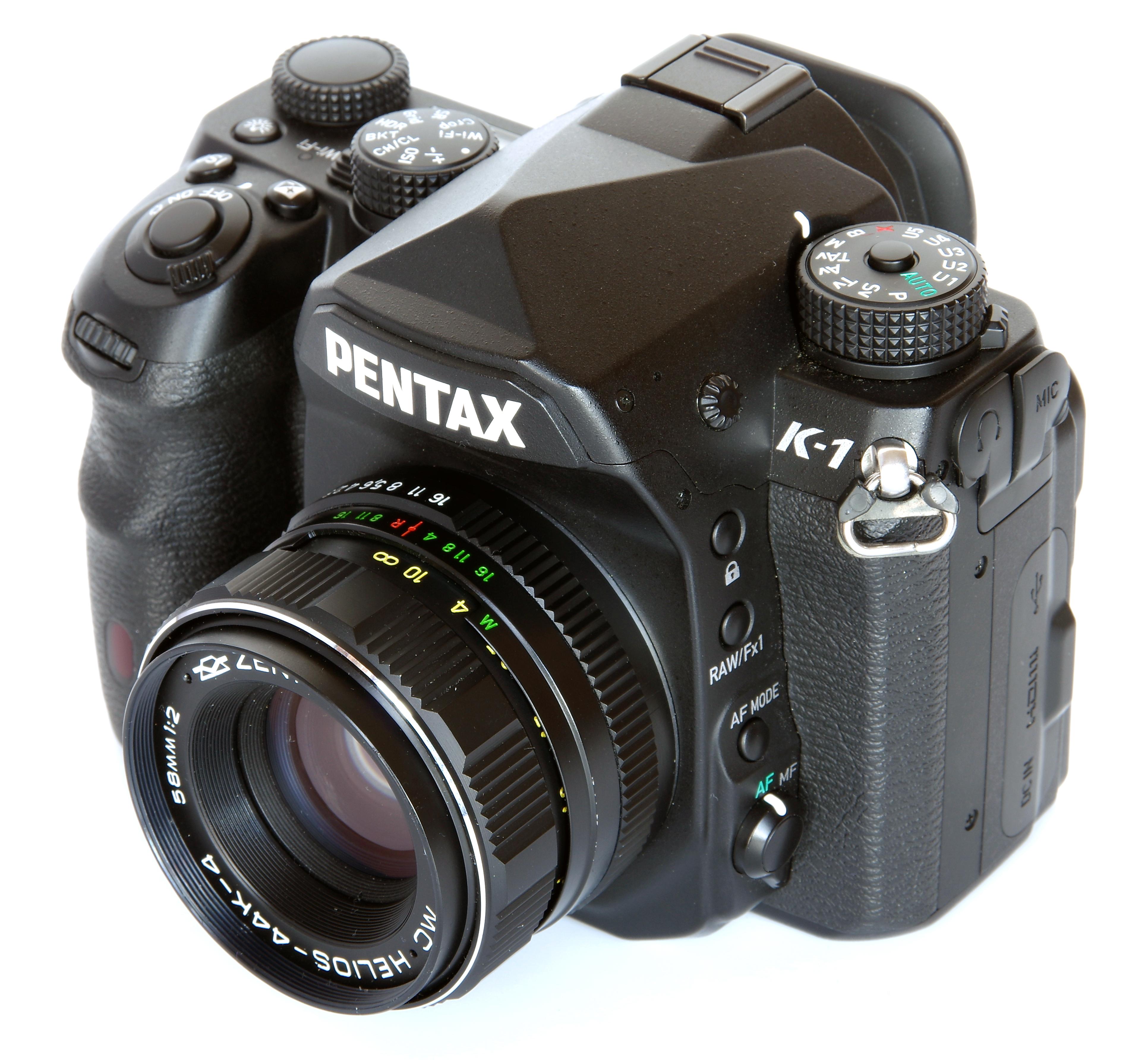 Zenit MC Helios 44K-4 58mm f/2 0 Vintage Lens Review | ePHOTOzine