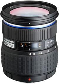Olympus  14-54mm lens