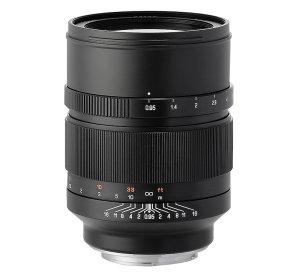 ZY Optics Release World's Only F/0.95 Lens Designed For DSLRs
