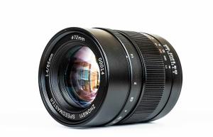 ZY Optics Releases Mitakon Speedmaster 65mm F/1.4 Lens For Fujifilm GFX Cameras