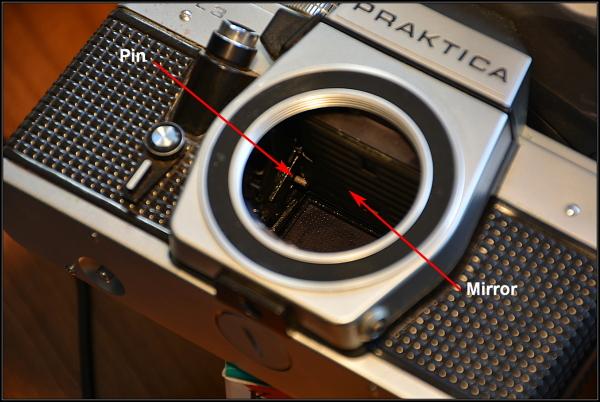 Camera praktica mtl · stratski · lomography