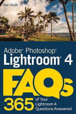 Adobe Photoshop Lightroom 4 FAQs