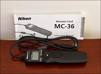 Selling : Nikon MC-36 Remote Control.Nikon MC-36 Remote Control.