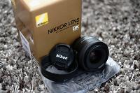 Selling : Nikon AF-S Nikkor 35mm 1.8G DX - almost brand newNikon AF-S Nikkor 35mm 1.8G DX - almost brand new