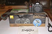 Selling : Nikon D40X Camera KitNikon D40X Camera Kit