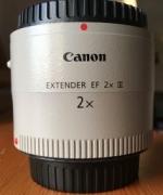 Classified : Canon EF 2X Mk III Extender.