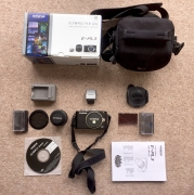 Classified : Olympus PEN E PL-3 body (Black), lens and extras