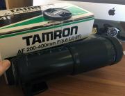 Classified : Tamron 200-400mm F5.6 for Nikon