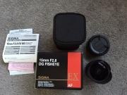 Classified : Sigma EX 15mm f2.8 DG Fisheye for Canon EF Mint