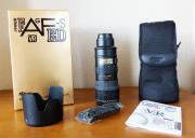Classified : Nikon Nikkor 70-200mm AF-S VR f2.8G IF-ED Pro Lens