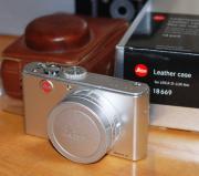 Classified : Leica D-LUX 3 10.0MP Digital Camera - Silver w/Box