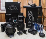 Classified : Fuji XT-1 and lenses