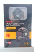 Classified : Kodak PIXPRO SP360 4K Action Cam Extreme Pack