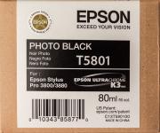 Classified : EPSON Ink Cartridge T5801