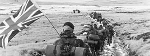 The Falklands, 1982