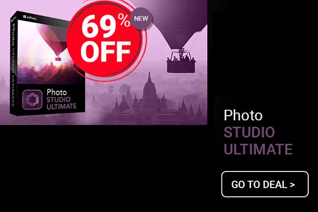 Save 69% On inPixio Photo Studio 10 Ultimate