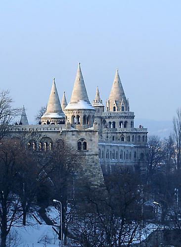 Budapest Photography Location