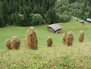 Haystacks - Alpine style