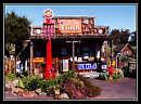 Relic Gas Station in Petaluma, CA