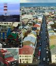 Colourful Reykjavik, Icelands Capital.