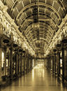 County Arcade - Victorian splendour gone mad!
