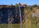 Waterfall, Parque Tangua, Curitiba