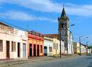 Historic town of Antonina, near Curitiba