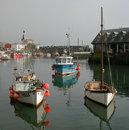 Mevagissey Harbour No6