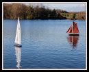 model boats racing