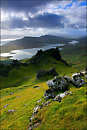 View from The Storr, Isle of Skye
