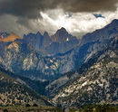 Mount Whitney, Eastern Sierras, California