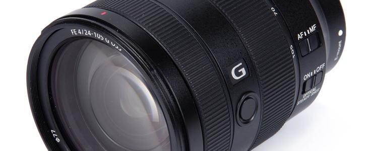 Sony 15-105mm