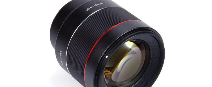 Samyang 85mm NL