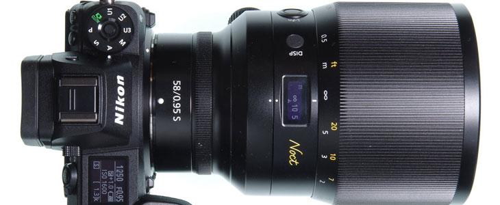 Nikon Noct 58mm